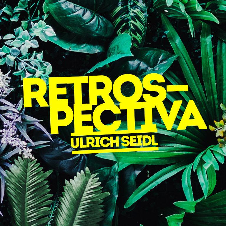 Retrospectiva - Ulrich Seidl