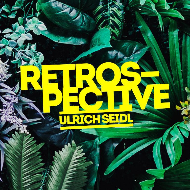 Retrospective - Ulrich Seidl