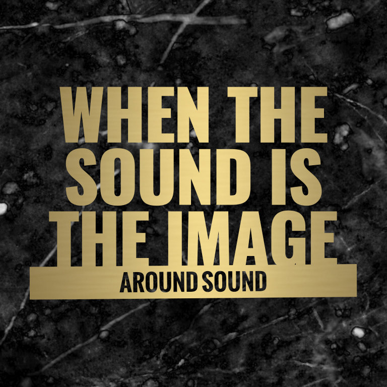 When the sound is the image